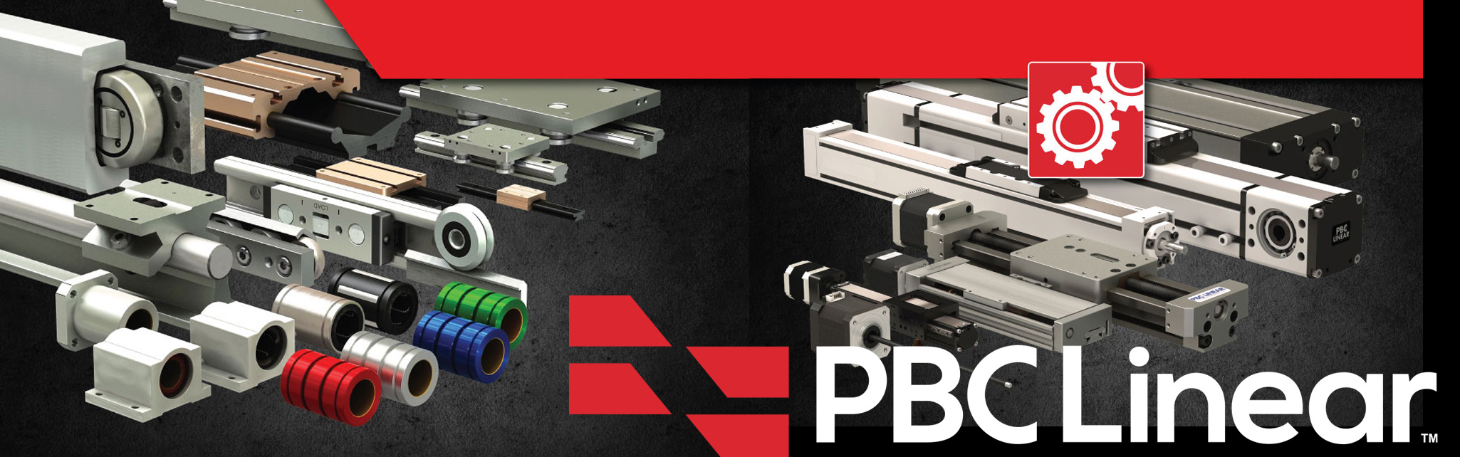 In 1983 PBC Linear was known as the Pacific Bearing Company. Today, PBC Linear of Rockford, IL, is a manufacturer of linear motion solutions.