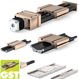 Gliding Surface Technology -Plain Bearing Linear Motion