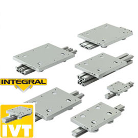 Integral-V Linear Guide Technology