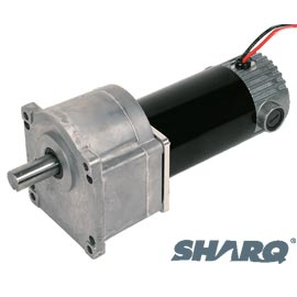 DC Parallel Shaft Gearmotors