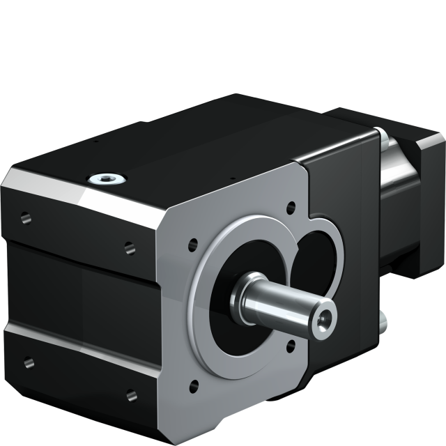 KL Series Helical Bevel Gear Units